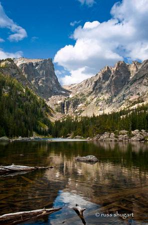 Colorado Fine Art Photography Reflections Dream Lake